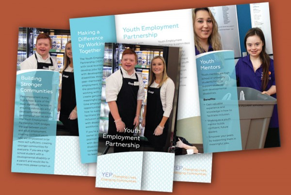 Youth Employment Program brochure