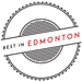 Best in Edmonton logo