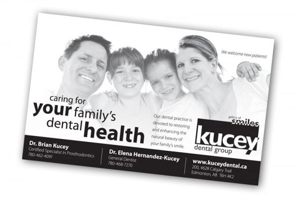 Kucey Dental Group ad