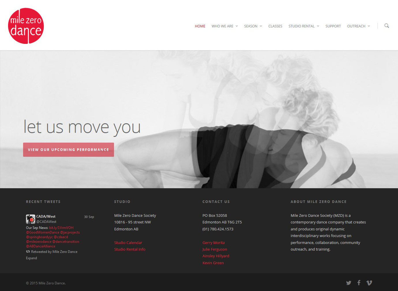 MZD web